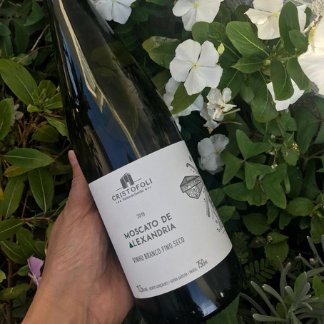 Moscato de Alexandria: conheça um vinho brasileiro elaborado com essa uva