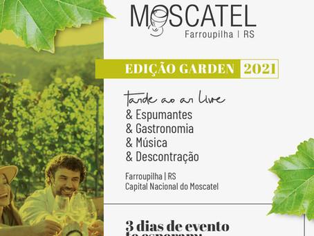 Festival do Moscatel acontece em novembro, ao ar livre, em diferentes vinícolas de Farroupilha