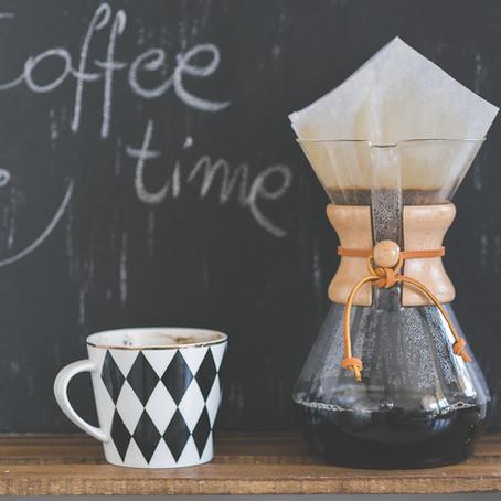 Como armazenar meu café?