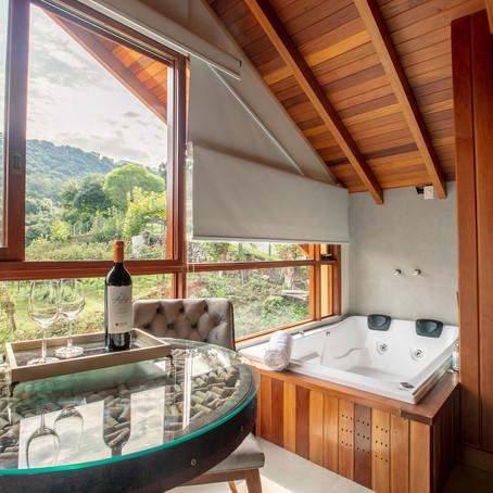 Pousada Peculiare: relax, vinhos e gastronomia de excelência no Vale dos Vinhedos