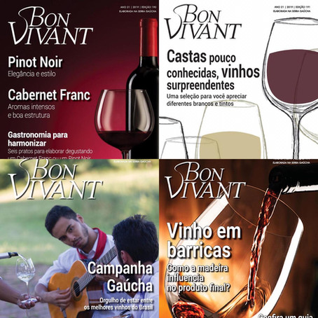 Quatro guias para você escolher seu vinho brasileiro preferido e beber em casa