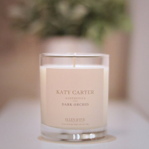 KC Dark Orchid Soy Candle