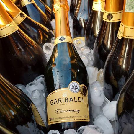 Garibaldi Chardonnay é destaque na França representando o Brasil