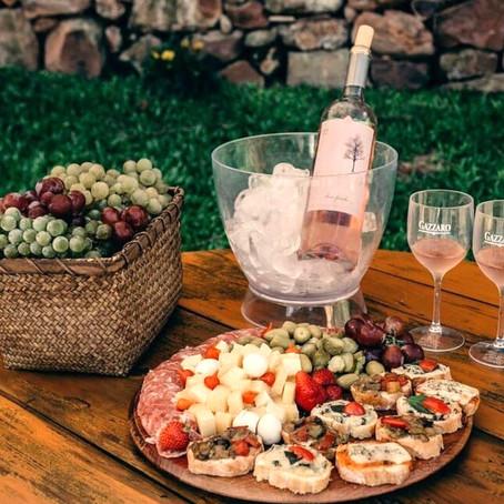 'Brindisi in Giardino' é atração na Casa Gazzaro