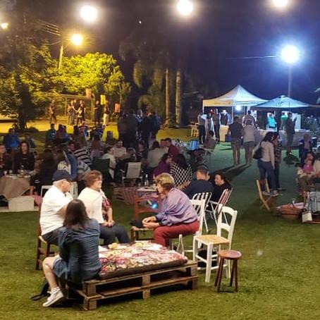 EnCantos do Tempo: piquenique noturno de vindima é atração amanhã em Flores
