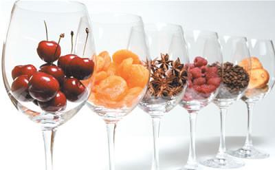 Como reconhecer os aromas do vinho?