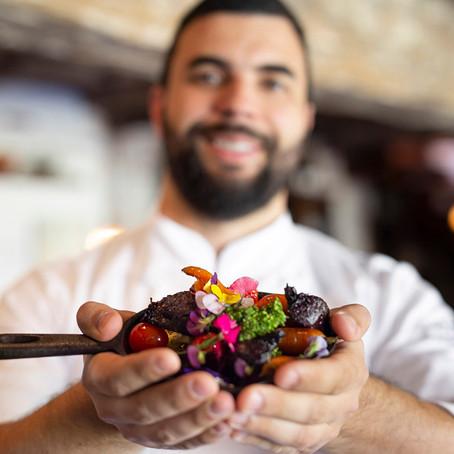 Cozinha na Natureza: Rodrigo Bellora e chefs convidados num banquete ao ar livre