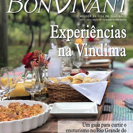 Bon Vivant lança guia Experiências na Vindima