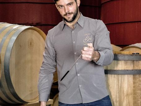 Vinícola Arte Viva: um jovem enólogo e seus vinhos premium