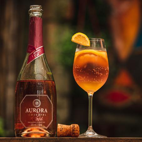 Vinícola Aurora:  ação em rede social  estreita relacionamento com consumidores