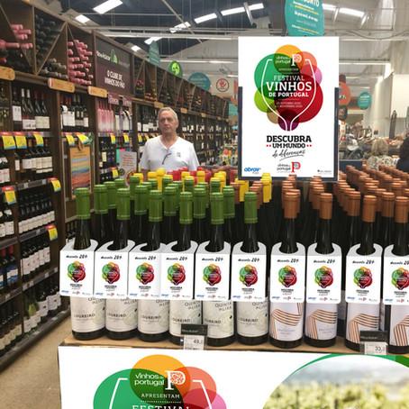 Inicia hoje, em todo o Brasil, o 1° Festival Vinhos de Portugal