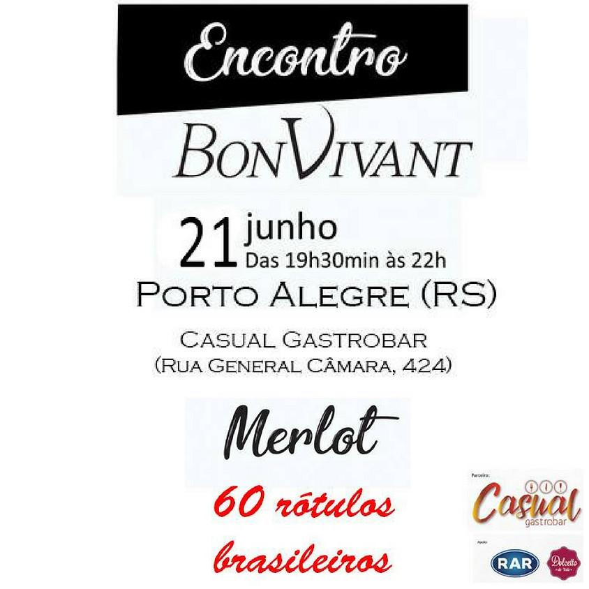 Encontro Bon Vivant / Merlots do Brasil - Porto Alegre