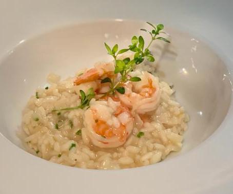 Na Cozinha com o Chef: vamos fazer um risoto de camarão?