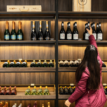 Vinícola Aurora inaugura loja no Vale dos Vinhedos