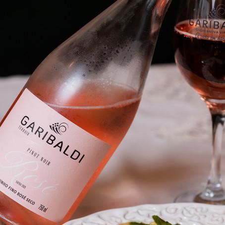 Garibaldi Pinot Noir Rosé: o novo vinho da Cooperativa Vinícola