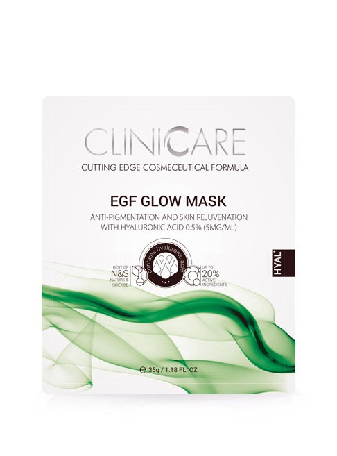 CLINICARE Glow Mask