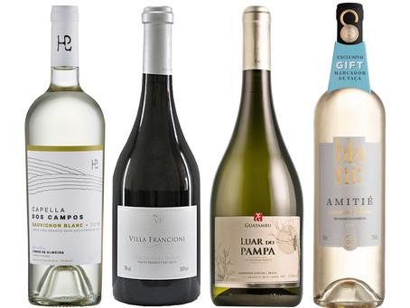 Conheça 4 Sauvignon Blanc de 4 terroirs diferentes do Brasil