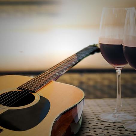 Dia do Vinho: Vem aí o 'Entardecer no Compasso: do vinho e da música'