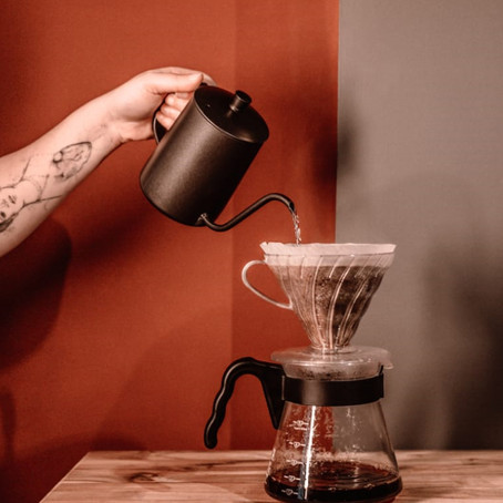 Os segredos do filtro de café Hario V60