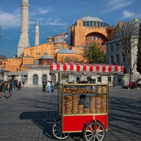 Aromas da gastronomia turca