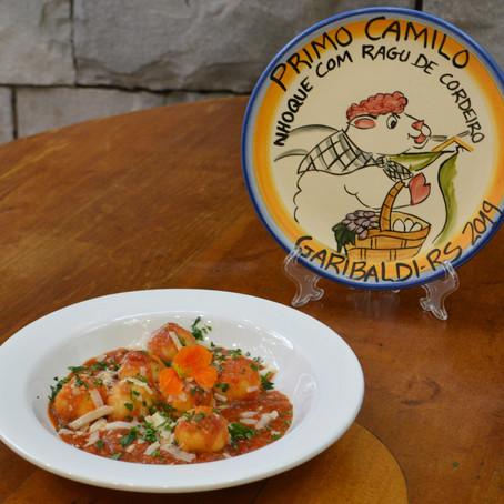 Restaurante Primo Camilo: o primeiro Prato da Boa Lembrança na região Uva e Vinho
