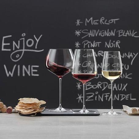 Para cada vinho, uma taça