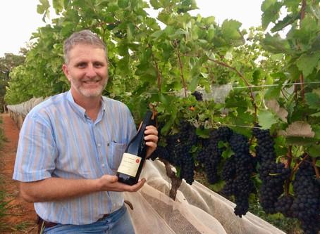 Nasce o primeiro vinho do Cerrado Mineiro
