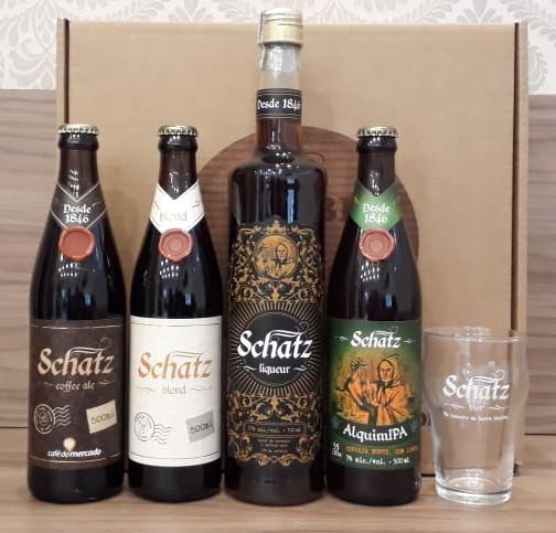 No plano Bicchieri de julho uma deliciosa seleção de cervejas especiais