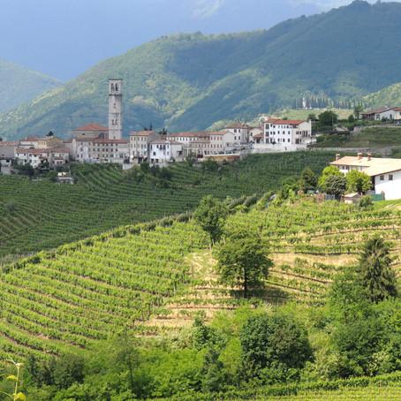 Colinas de Prosecco de Valdobbiadene e Conegliano são Patrimônio da Humanidade