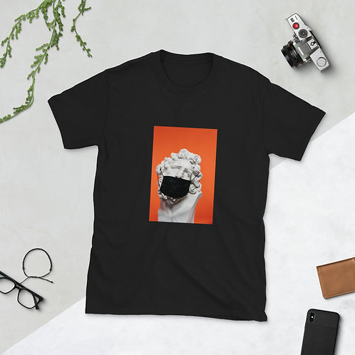'HEAD OF DAVID MASKED' Unisex T Shirt