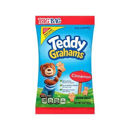 Teddy Graham Cinnamon Big Bags 3oz.