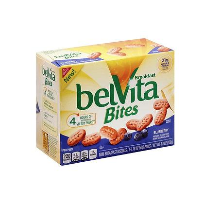 Belvita Blueberry Bites