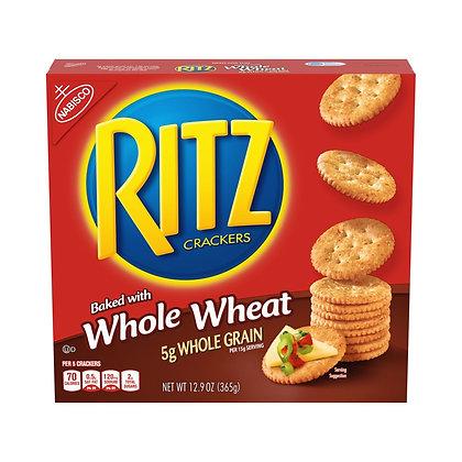 Ritz Crackers Whole Wheat