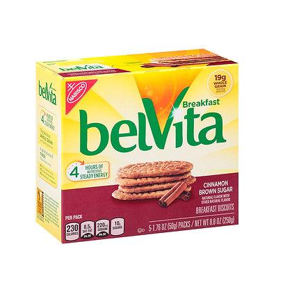 Belvita Breakfast Cinnamon Brown Sugar