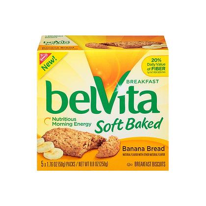 Belvita Soft Baked Banana Bread 6/8.08