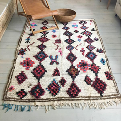 Azilal Moroccan Rug