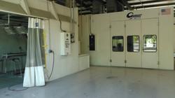 Garmat Downdraft Paint Booth