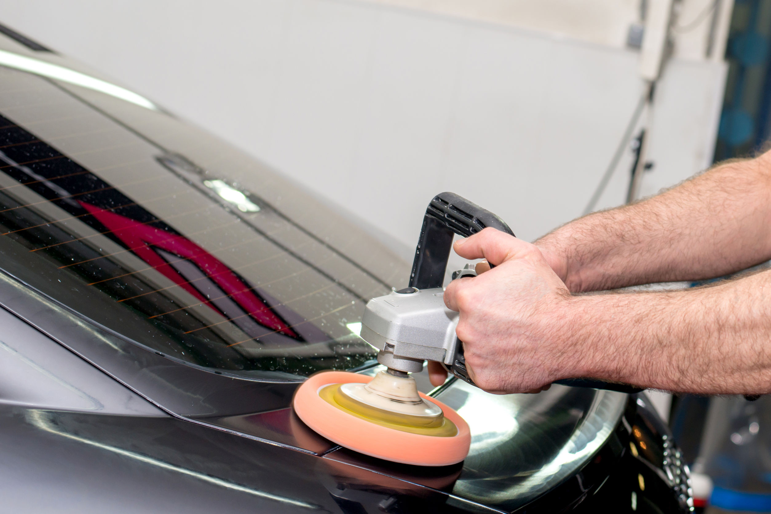 Buffing Service