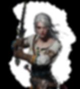 purepng.com-the-witcher-3-ciriwitcherthe