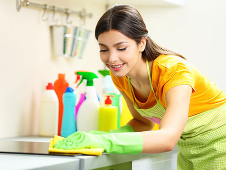 Katie's Peachy Clean Maintenance Cleans - Tulsa House Cleaning Service