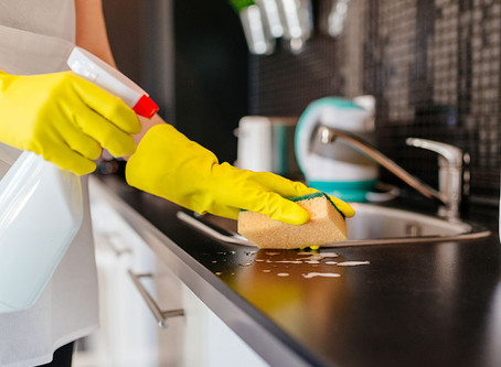 House Cleaning Services in Tulsa, OK