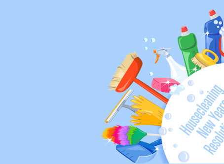 Resolve To Have A Cleaner Home In 2019