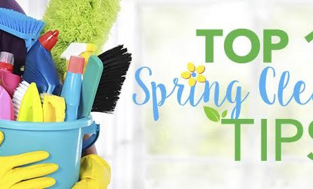 10 Spring Cleaning tasks for 2019 - House Cleaning Service in Tulsa, OK