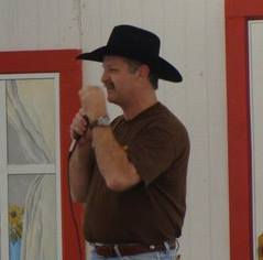 Storyteller in Texas - George West Storyfest