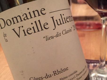 2006 Côtes du Rhône 'Lieu-Dit Clavin', Domaine de la Vieille Julienne
