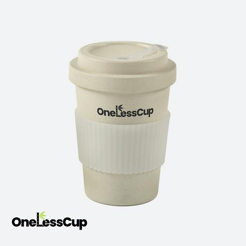Ecru Reusable Cup