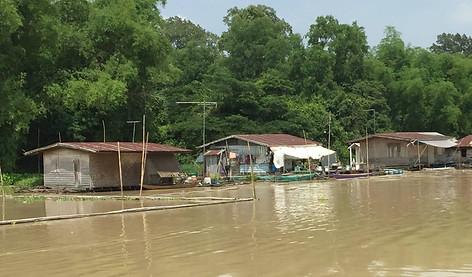 อุทัยธานี แม่น้ำสะแกกรัง