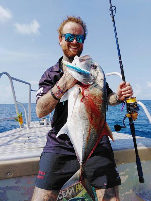 Fishing trip phuket
