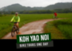 Phuket mountain bike