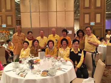 Chulalongkorn - SHI30 Get Together 2019 - Annual  Party